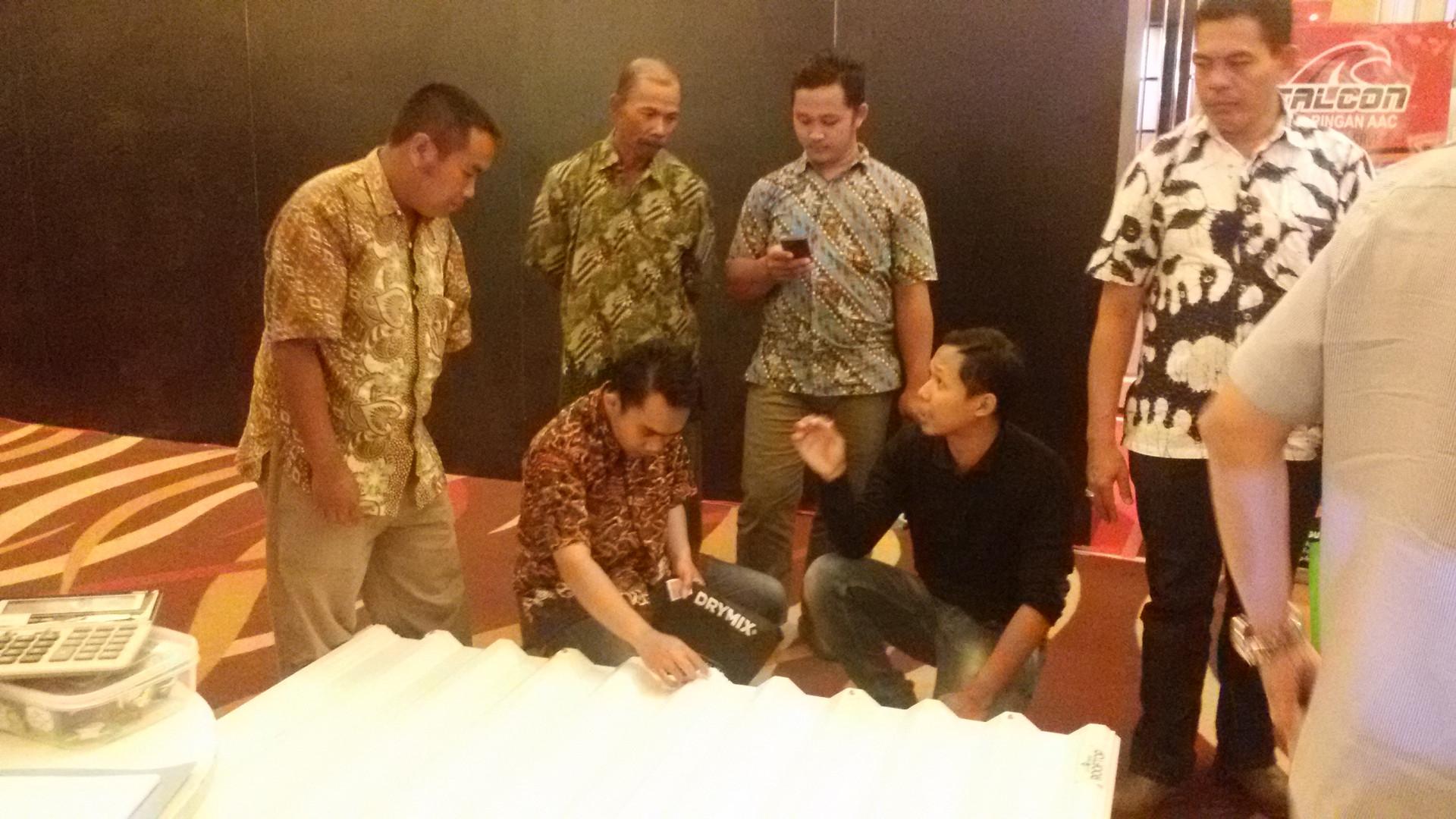 Perkembangan Teknologi Bahan Bangunan Surabaya Exhibition