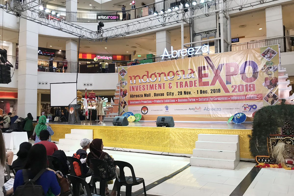 INDONESIA INVESTMENT & TRADE EXPO 2019